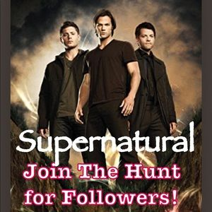 JOIN THE HUNT FOR FOLLOWERS! GAME BEGINS 3-1-2020!